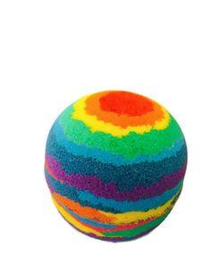 Hey, I found this really awesome Etsy listing at https://www.etsy.com/listing/241843994/rainbow-brite-bath-bomb-lush-fizzy-bath