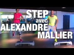 Fitness Master Class - Step VIP avec Alex Mallier Comment Faire Des Squats, Corps Fitness, Pump It Up, Body Detox, Total Body, Master Class, Cellulite, Health And Beauty, Vip