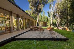 House in Lake Villarrica,© Mathias Jacob