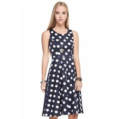 navy polka dot midi dress A closet stable with this navy polka dot midi dress! Dress it up as an uptown girl or wear it as a picnic dress. 95% polyester 5% spandex. Made in USA. Also available in ivory in another listing. Price firm 12pm by Mon Ami Dresses Midi