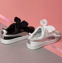 huge discount 8d2e8 80d32 DIESE Schuhe lieben gerade alle! Chaussures Femme, Belle Chaussure, Puma  Heart Femme,