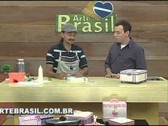 ARTE BRASIL -- RICARDO MURACA -- PATCHDECOR COM FITAS (28/02/2011 - Parte 1 de 2) - YouTube