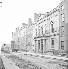 The Royal College of Physicians of Ireland on Kildare Street