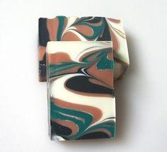 Desert Soapstone's Frankincense and Myrrh soap