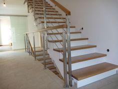 Treppengeländer | Bautagebuch