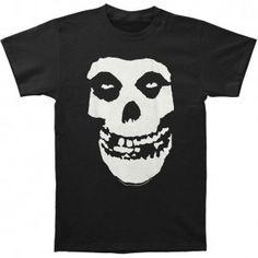 Misfits Fiend Skull T-shirt