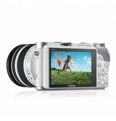 Samsung NX300 Fotoğraf Makinesi