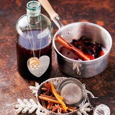 Karácsonyi ajándék: aszalt gyümölcsök forralt borban | Életmód 50