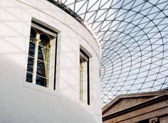 Enjoyed a nice afternoon in London at the British Museum - 2007