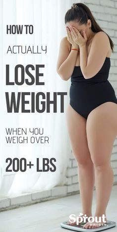 Have you tried all the recommended weight loss tips only to lose nothing? Here's How To Lose Weight if You Weigh Over 200 Lbs. @sproutorigin Your Back, How To Lose Weight Fast, Weight Loss Tips, Losing Weight Tips, Diet Tips