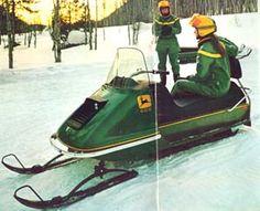 vintage ski doo snowmobiles | ... 73 or 74 John Deere 600 - Snowmobile Forum: Your #1 Snowmobile Forum