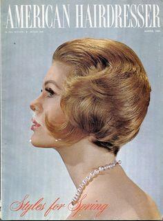 Vintage American Hairdresser Magazine