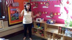 Pre-K Classroom Tour- Blocks Center