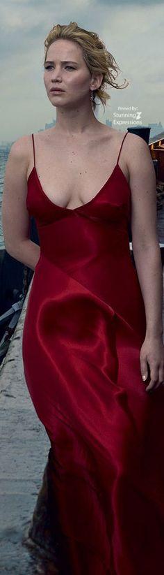 Jennifer Lawrence - Vogue September 2017
