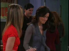 Friends Bloopers