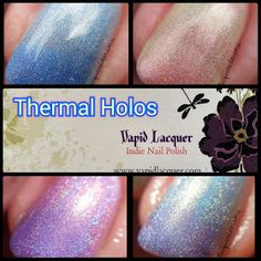 Thermal Holos by Vapid Lacquer
