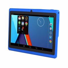 1024x600 Display resolution and Stock Products Status 7 inch quad core android tablet