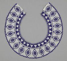Collar. Panama,1950-1980