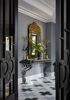 Modern gothic. Private house by Artburo 1/1. Частный загородный дом, Московская область — Артбюро «Один к одному»