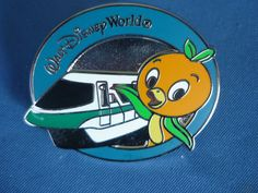ORANGE BIRD  Disney Pin  2016&2017  MONORAIL MAGIC MYSTERY  Limited Release   | Collectibles, Disneyana, Contemporary (1968-Now) | eBay!