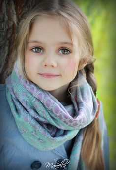 This beautiful little girl will be a beautiful woman in the future.  Would love to see pictures as she grows.........
