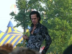 Der grandiose Nick Cave