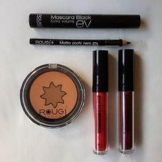#rougj #terraviso #makeup #dermocosmetiques #lipgloss #lipliner #black#mascara #makeupaddiction #makeupaddict #makeuplover #love