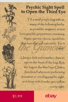 Other Wicca & Paganism Collectibles Witchcraft Spell Books, Wiccan Spell Book, Magick Book, Wiccan Witch, Magick Spells, Wiccan Books, Gypsy Spells, Pagan, Wicca Herbs