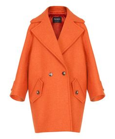 Max & Co. orange coat