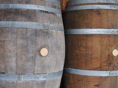 Les barils de vin