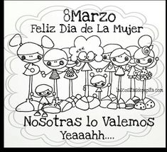 Las cositas de Pepita: Mujeres al Poder!!! Woman's Power!!! Spanish Words, Cut And Paste, Powerful Women, Cute Drawings, Coloring Pages, Acting, Religion, Classroom, Education