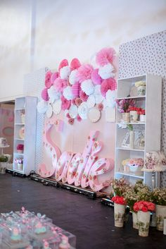 Charming Cath Kidston Inspired Birthday Party
