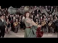"Sophia Loren Dances Flamenco -- Sophia Loren plays "" Juana"" a spanish woman and dances Flamenco in ""The Pride and The Passion""with Frank Sinatra who has a heavy spanish accent and Gary Grant who is French and..."
