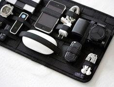 13 clevere Gadgets für dein mobiles Büro #t3n #einLILYtext #digital #business #tools #gridit #tech #organizer