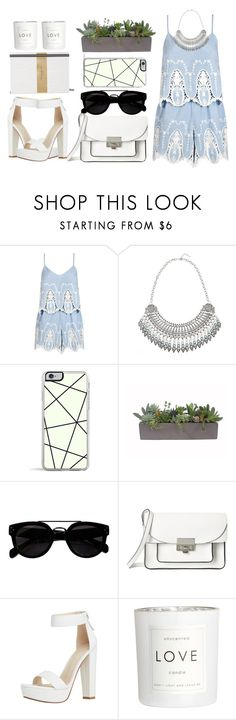 """""""#210"""" by vilte-m ❤ liked on Polyvore featuring Boohoo, Forever 21, VesseL, Marc by Marc Jacobs and H&M"""