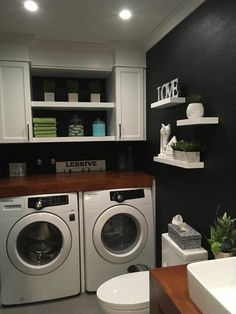Laundry, Home Appliances, Jeans, Woman, Room, Laundry Room, House Appliances, Appliances, Laundry Rooms