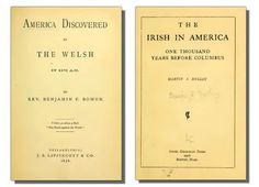 The Book Shelf: Who Really Discovered America? - 90 Books on DVDro...