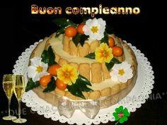 ti auguro auguri compleanno saluti Immagine auguri di buon compleanno, #auguri #auguro #buon #compleanno #di #immagine #saluti #ti Cake, Desserts, Food, Tailgate Desserts, Deserts, Kuchen, Essen, Postres, Meals