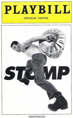 Stomp (not really a play.performance art) Off Broadway AWESOME show! Broadway Nyc, Broadway Plays, Broadway Theatre, Musical Theatre, Broadway Shows, Broadway Posters, Movie Posters, Shows In Nyc, Theatre Shows