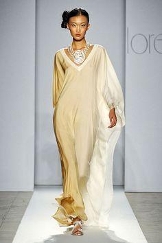 LORENZO RIVA Spring 2012 Fashion Week Photos