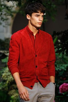 Hermès Red on Red.