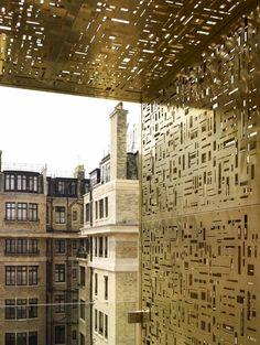 10 Weymouth Street / Make Architects
