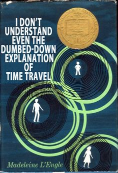 I love this book and I was totally confused by the time travel part at 9 years old.