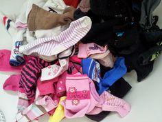 Le blog anticrise de ma famille nombreuse: Quelques astuces pour recycler les chaussettes cél...