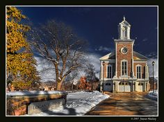 Logan LDS Tabernacle by James Neeley, via Flickr.