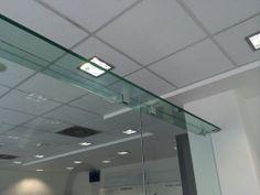 Glass beams