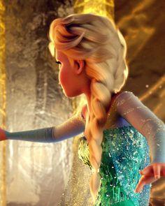 Frozen..it's so clolorful!