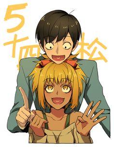 Resultado de imagen de jyushimatsu anime