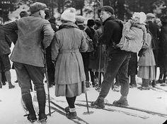 Holmenkollen, Oslo 1923