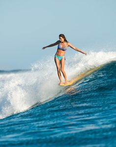 Nature's Pedicure with team rider Justine Mauvin in Tahiti